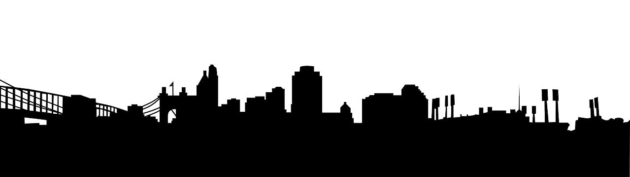 Downtown-Cincinnati Outline