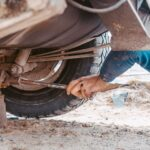 Common Damages For Off-Roading Vehicles